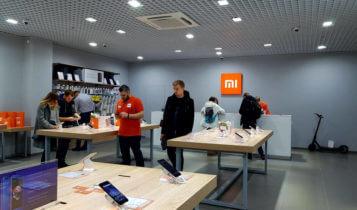 Inside Xiaomi Store