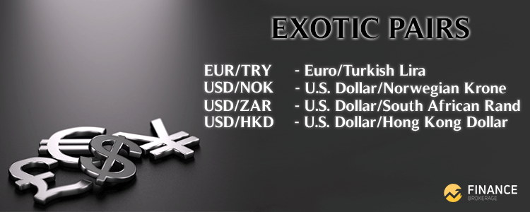Exotic Currency Pairs - Finance Brokerage