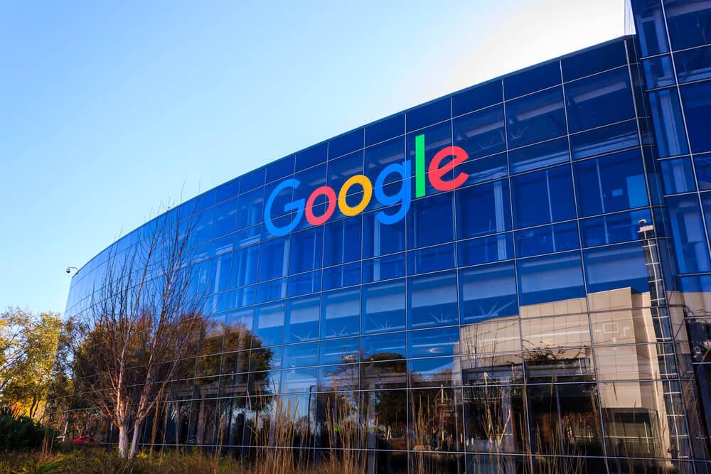 Google headquarters building photo.