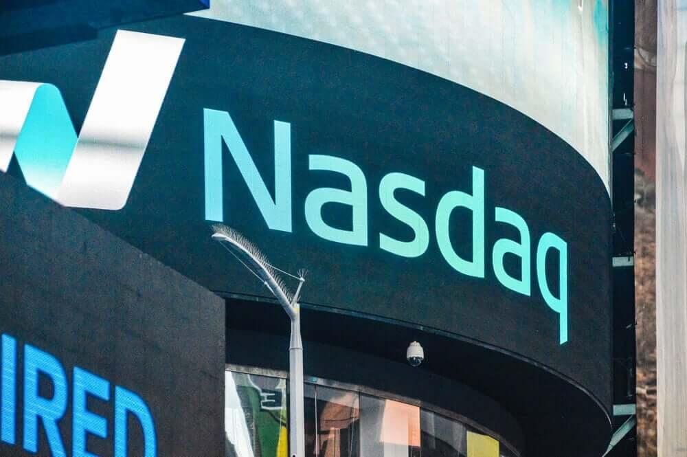 Nasdaq banner
