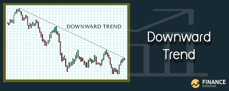 Downward Trend - Finance Brokerage