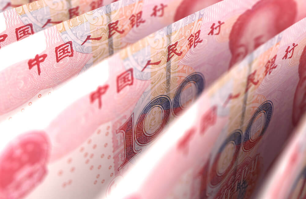 Currency Exchange Yuan further declines after 13-month low