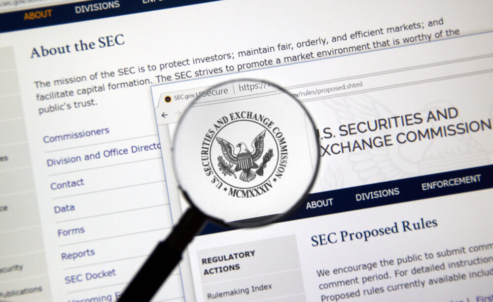 SEC Charges Nevada Citizens in Illegal Stock Sale of Blockchain