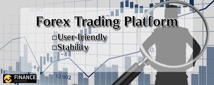 Forex Trading Platform - Finance Brokerage