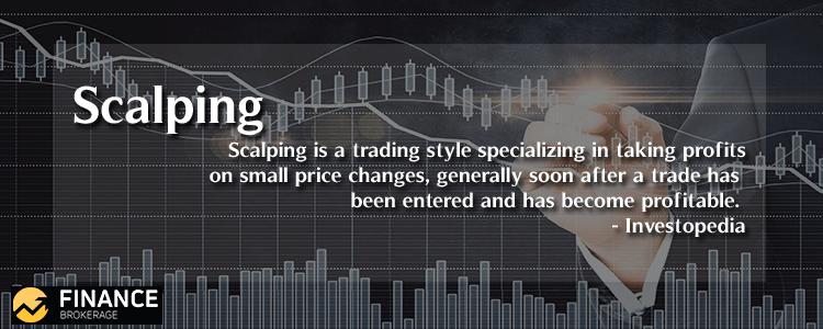 Scalping - Finance Brokerage