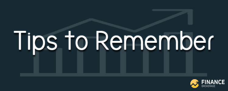 Tops and Bottoms Tips to Remember - Finance Brokerage