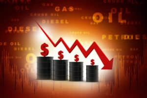 FinanceBrokerage - Commodity Oil prices drop on worries about slowdown in global economic growth