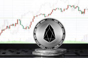 FinanceBrokerage - Cryptocoin EOS Jumps in Bullish Trade