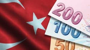FinanceBrokerage - Currency Exchange Rate Turkish lira weakens on central bank rate hike