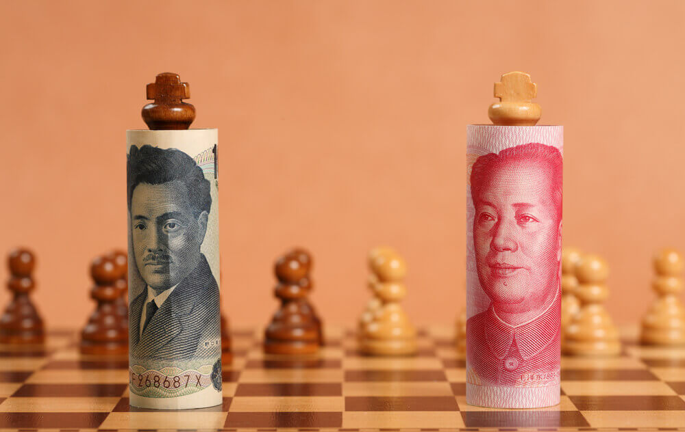 FinanceBrokerage - Currency Exchange Rate Yuan, Yen Continue to Stabilize
