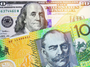 FinanceBrokerage - Currency Rate Dollar little changed as Aussie edges up