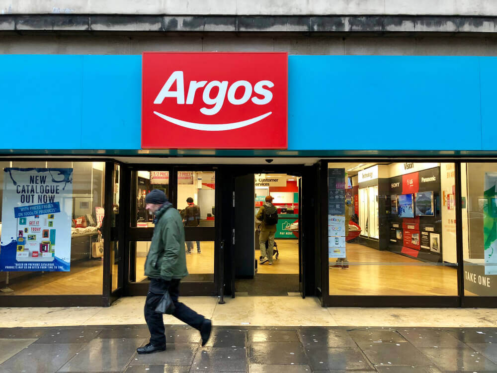 FinanceBrokerage - Exclusive Couple Flags Warning to Public on Argos Scam