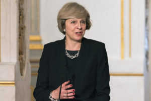 FinanceBrokerage - Global Economy PM May says Britain, EU close to agreeing on an orderly Brexit deal