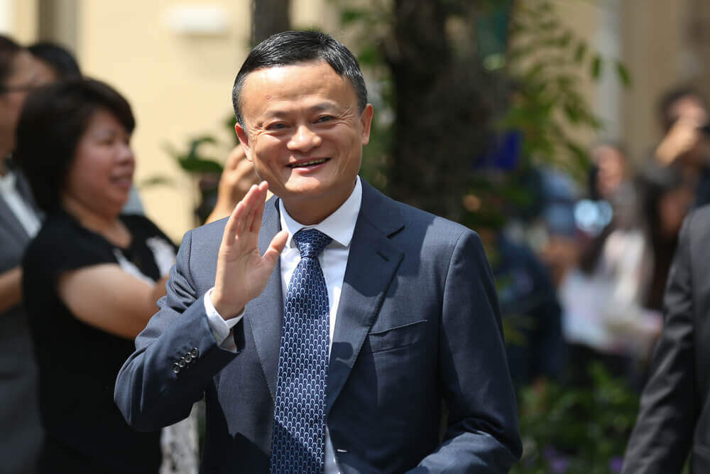 FinanceBrokerage - Investing Alibaba's Jack Ma Passes Reign to CEO Zhang