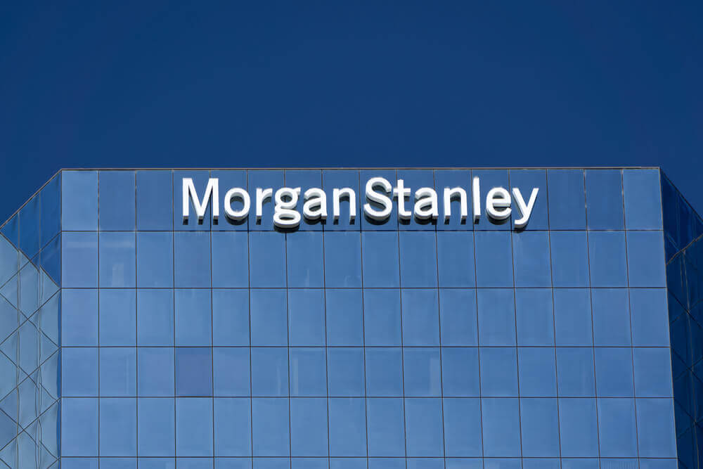 Morgan Stanley Released the Results from the Second Quarter