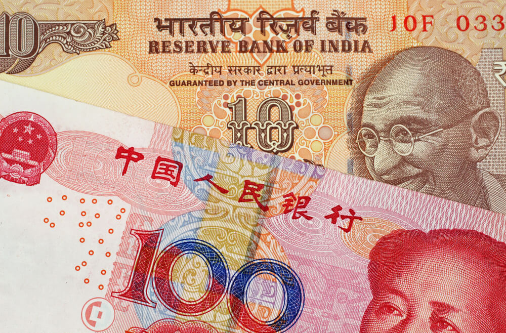 FinanceBrokerage - Currency: Rupee dropped as India has planned to allow some China imports to be settled in yuan.