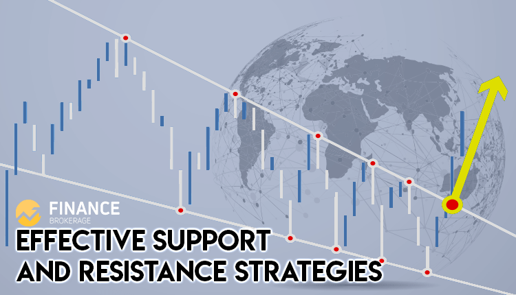 Trading Forex with effective support and resistance lines - Finance Brokerage