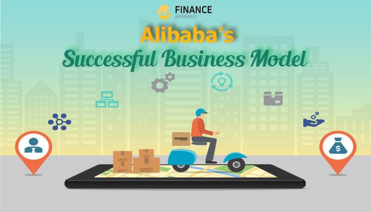 Finance Brokerage Explains: Alibaba's Successful Business Model