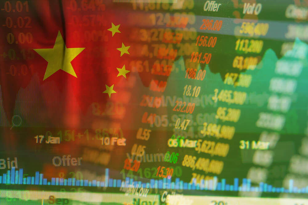 FinanceBrokerage - Stock Market Now: China stocks recorded higher at the trade close on Friday