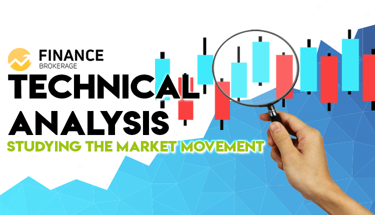 Technical Analysis - Studying the market movement - FinanceBrokerage