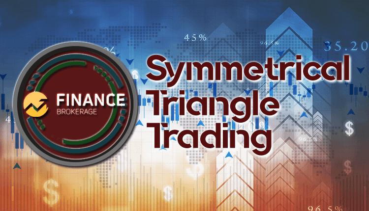 Experienced Forex Strategies - Symmetrical Triangle Trading - FinanceBrokerage