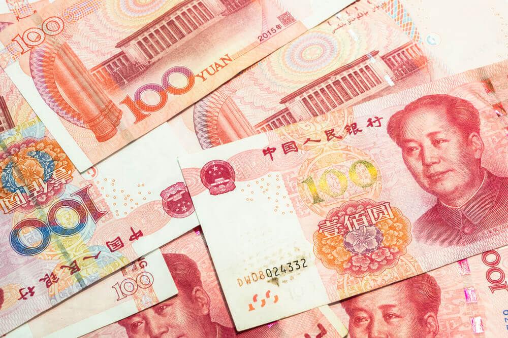 FinanceBrokerage – Currency News: The yuan on Thursday declined as the Chinese data softened.