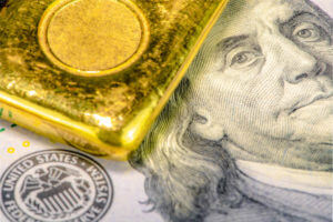 FinanceBrokerage – MCX Share Price: In Asia, the price of gold inched up as the greenback declined on Monday.