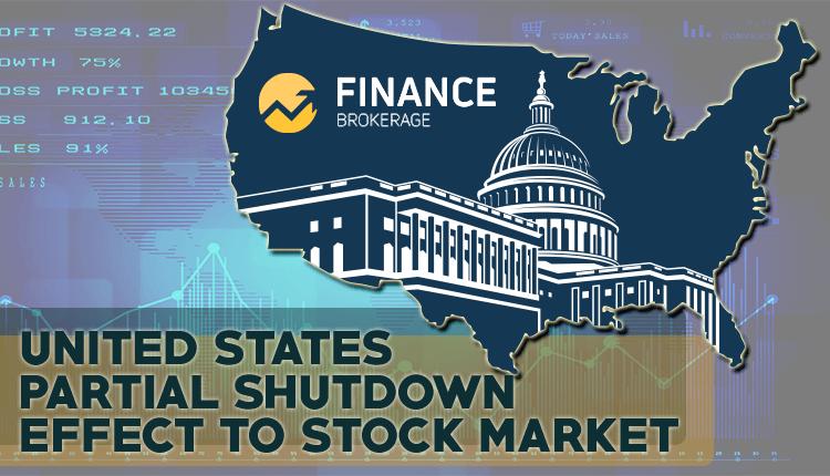 United States Government Partial Shutdown Effect to Stock Market - Finance Brokerage