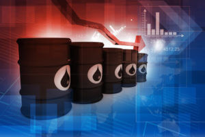 FinanceBrokerage – Commodity Prices: Oil prices dropped as China's state planner warned about potential job losses.