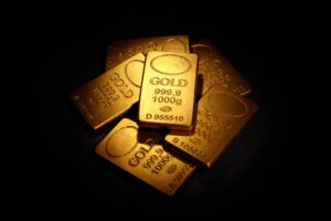 FinanceBrokerage - Commodity Index: Gold reached a six-month high of $1,286.45 per ounce, ending the year with 2% loss.