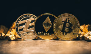 FinanceBrokerage - Crypto Prices: Cryptos surged higher as bitcoin bounced off its lowest level this year