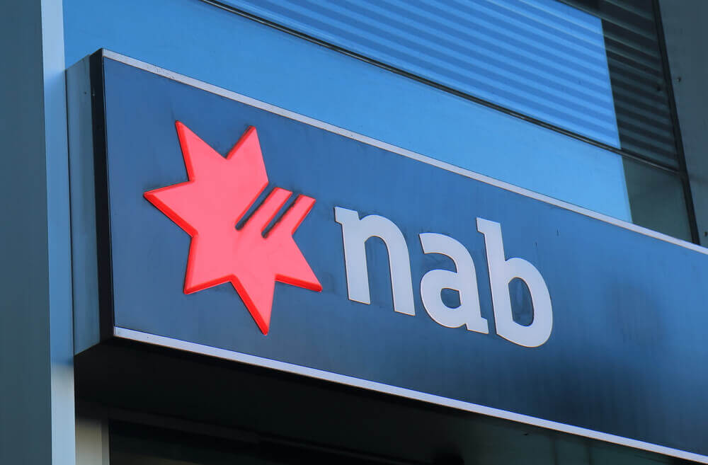 FinanceBrokerage - Currency Rate: The Aussie dollar slipped as National Australia Bank (NAB) raised its home loan rates.