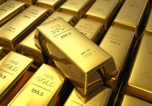 FinanceBrokerage - Market Watch Today: Gold prices advanced amid the decline of the greenback ahead of the Fed's minutes.