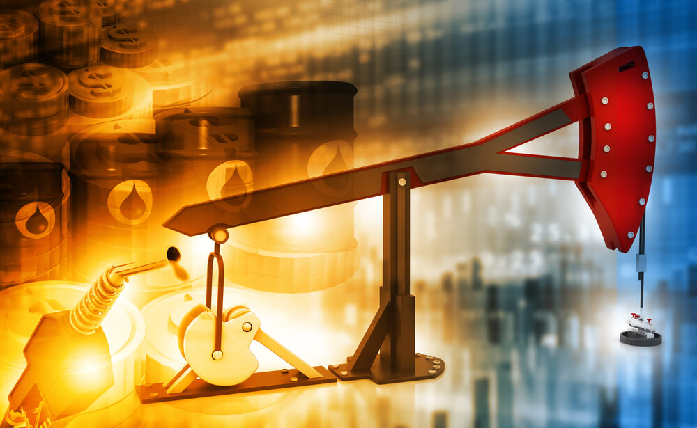 FinanceBrokerage - Oil News: Oil prices dropped 1% on the release of China's weak trade data.