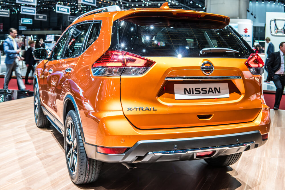 Cancels X-Trail SUV in the UK - Finance Brokerage