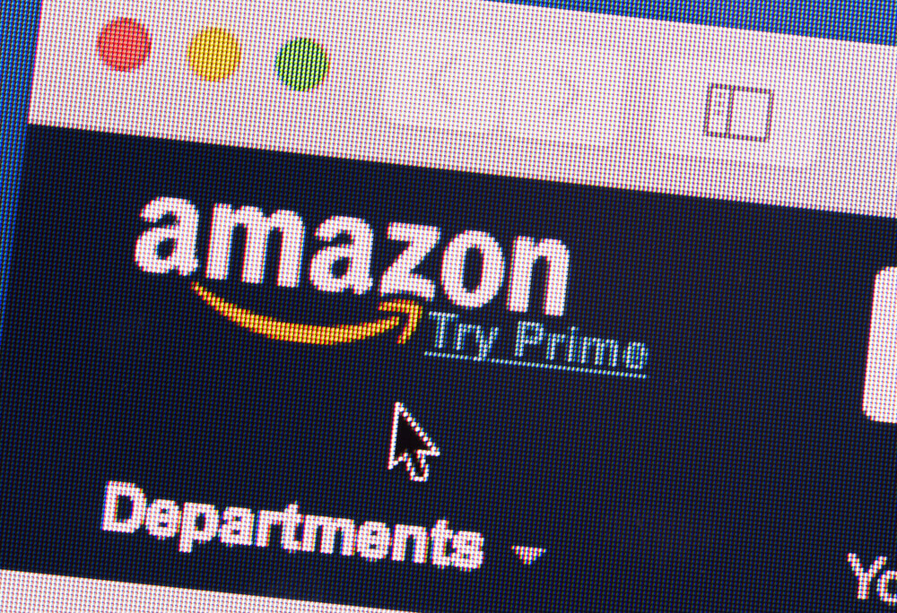 FinanceBrokerage - Techno: As a response to the newly implemented e-commerce rules, Amazon removed items from its India websites.
