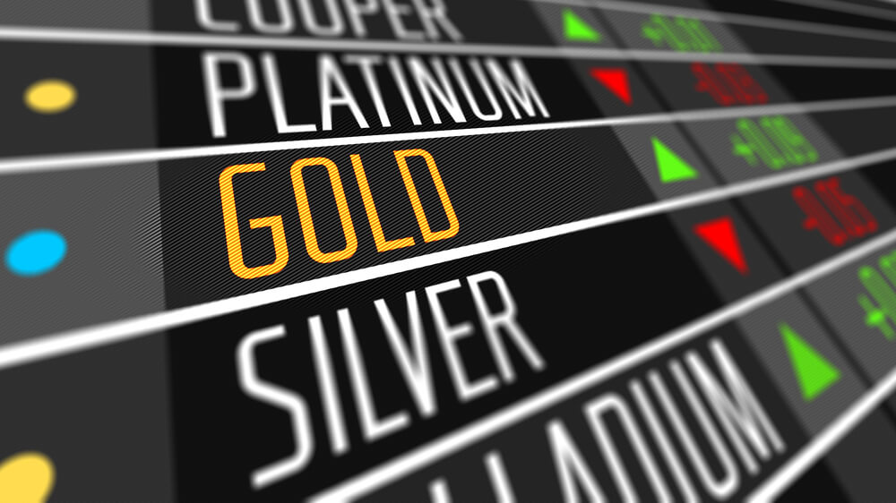 Gold spot price trading high today while oil nearing 2019 highs - Finance Brokerage
