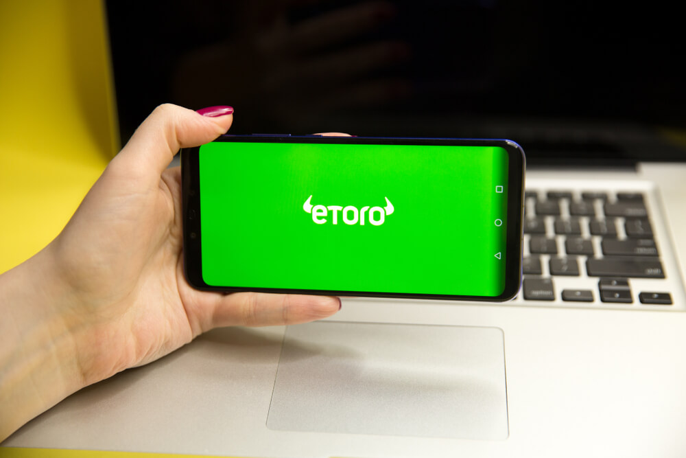 Blocktivity - EToro launch crypto services for 31 US States - Finance Brokerage