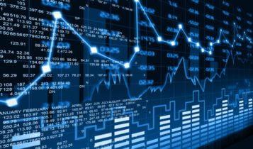 Finance Brokerage-Share Market news: stock market computer graphs and chart