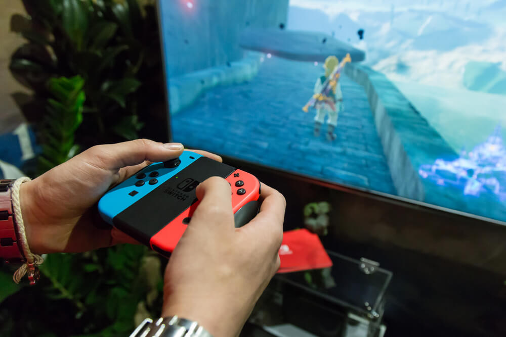 Switch Nintendo new console models drive shares to 5 percent gain - Finance Brokerage