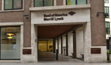 Oil Producing Countries – outside shot of the Bank of America Merill Lynch -Finance Brokerage