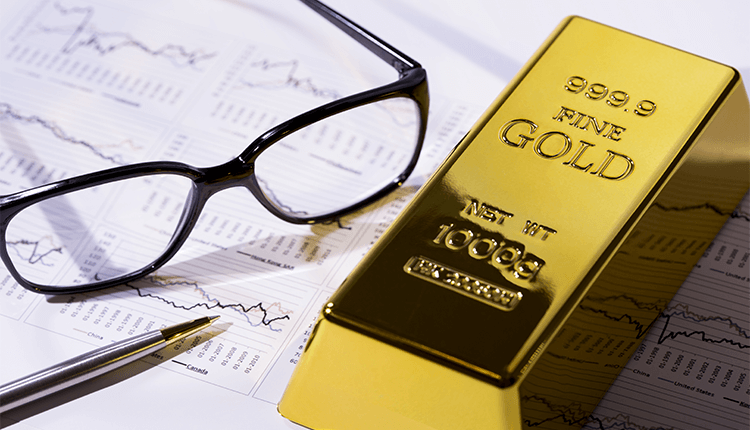 Spot Price of Gold Down Upon Touching Its Highest During Previous Session - Finance Brokerage