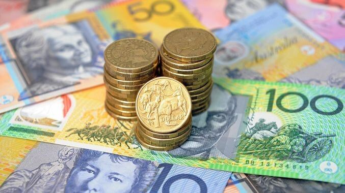 Australian currency in notes and coins- Finance Brokerage