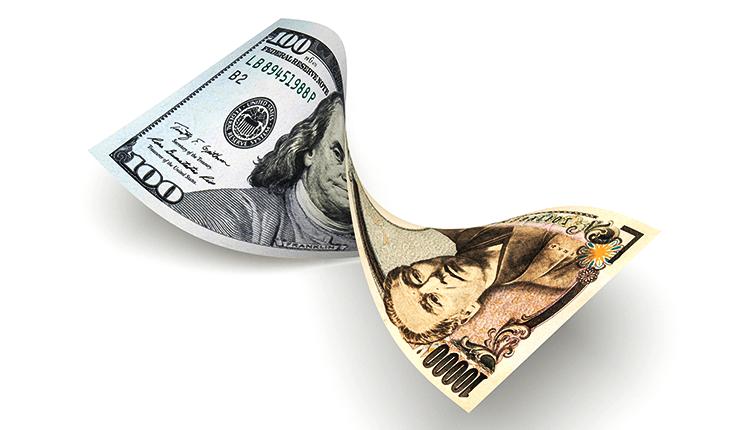 Dollar Exchange Rate in Near Six-Week Lows Vs Yen - Finance Brokerage