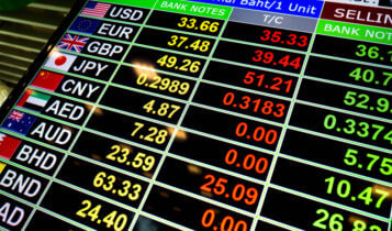 FinanceBrokerage - Forex Markets: the dollar was broadly steady at 96.43 after hitting its lowest level in a week at 96.31 in Asian trading.