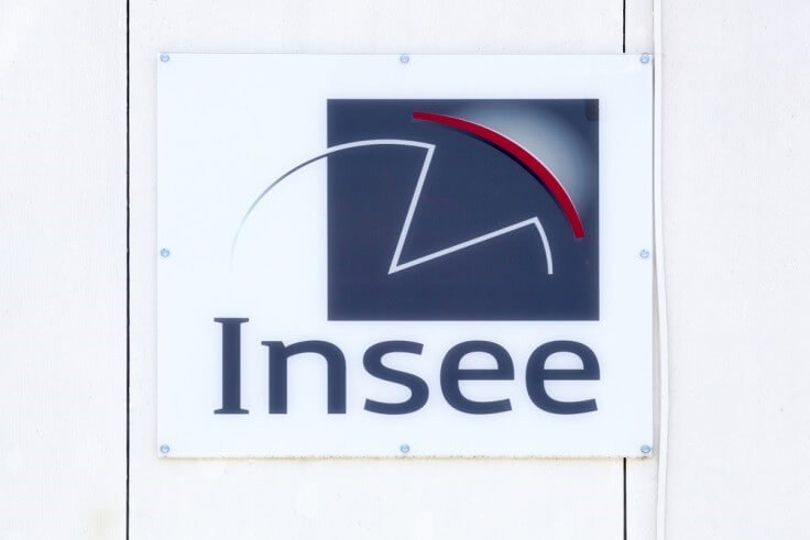 INSEE – Logo of the INSEE in France – Finance Brokerage