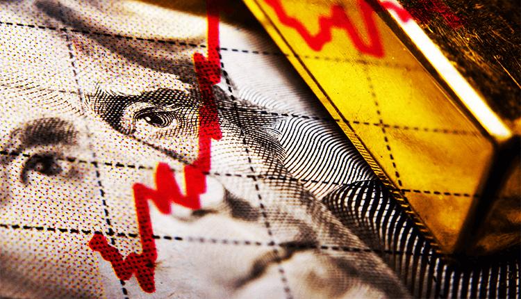 Spot Price of Gold Firmed as Global Economy Worries - Finance Brokerage