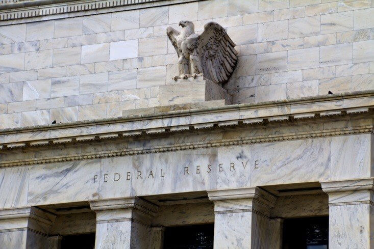the Federal Reserve - Outside shot of the Federal Reserve office – Finance Brokerage