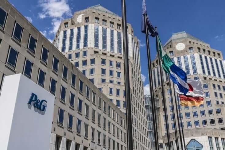 Finance – outside shot of P&G headquarters – Finance Brokerage