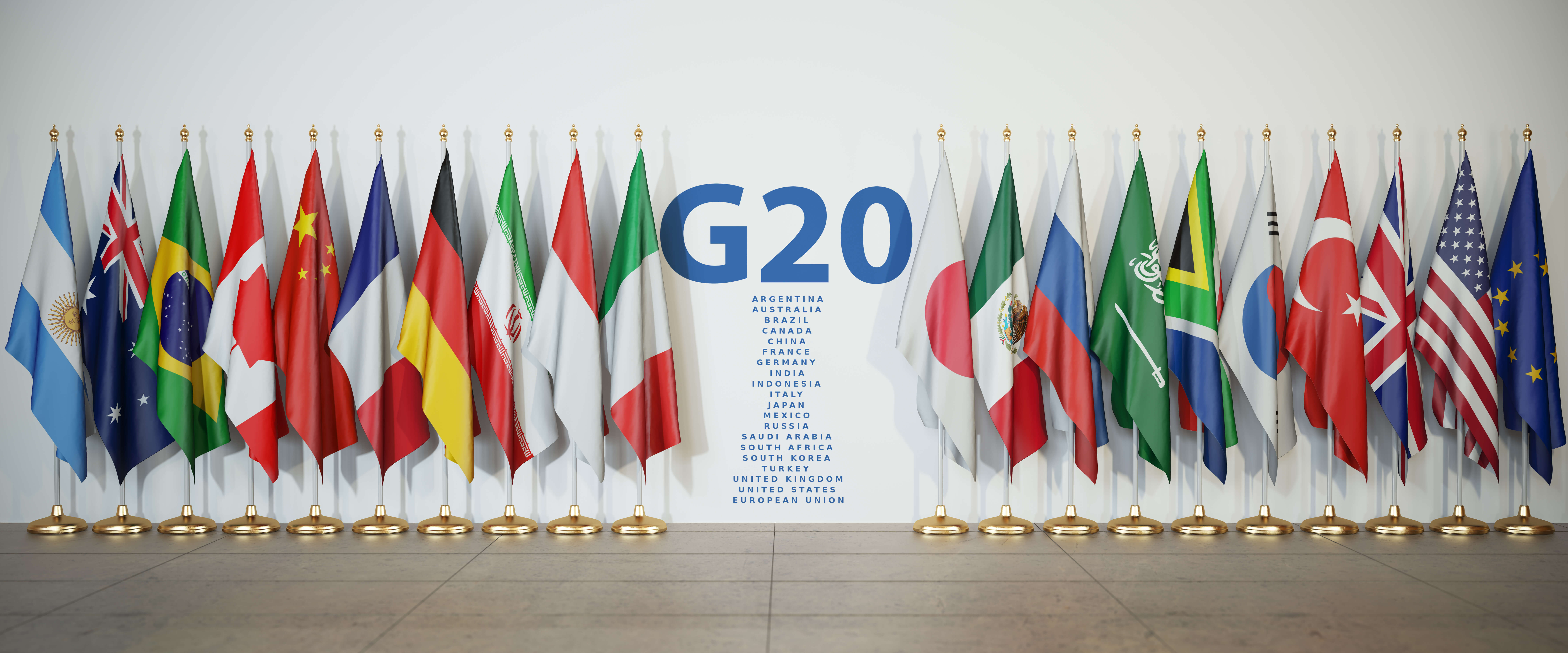 Biggest economies and the G-20 summit